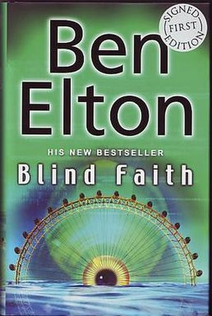 Blind Faith (novel) - First edition cover