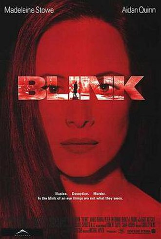 Blink (film) - Theatrical release poster