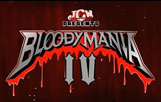Bloodymania IV 2010 Juggalo Championship Wrestling event