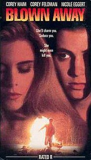 <i>Blown Away</i> (1993 film) 1993 film by Brenton Spencer