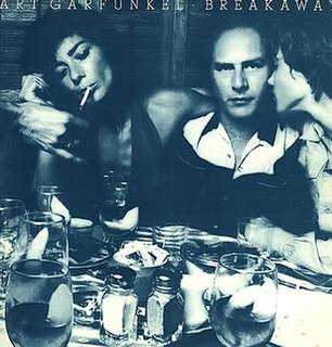 <i>Breakaway</i> (Art Garfunkel album) 1975 studio album by Art Garfunkel