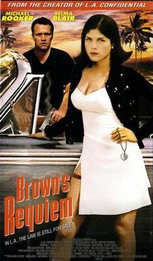 Brown's Requiem (film) - Film poster
