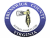 Official seal of Brunswick County