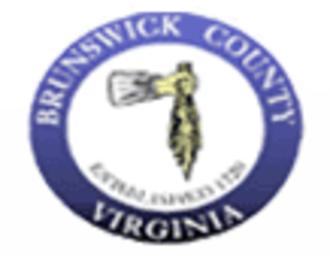 Brunswick County, Virginia - Image: Brunswick Co Seal