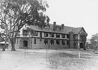 Canberra Girls Grammar School - St Gabriel's School, 1928