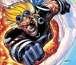 Cannonball (comics) - Wikipedia