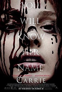 <i>Carrie</i> (2013 film) 2013 film by Kimberly Peirce