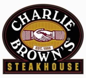 Charlie Brown's Fresh Grill - Original logo