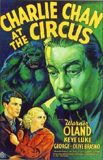 <i>Charlie Chan at the Circus</i> 1936 film by Harry Lachman