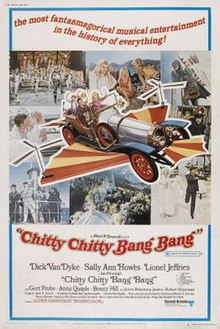 chitty chitty bang bang rating