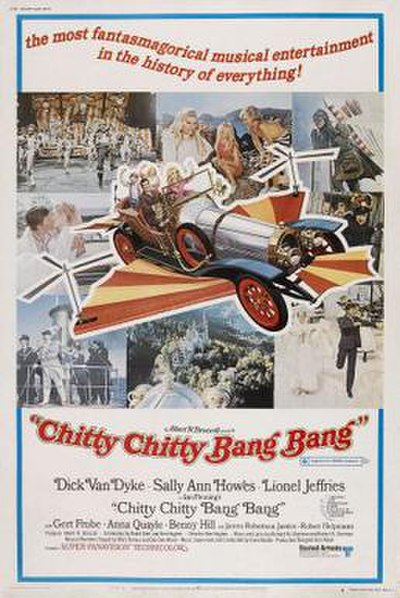 Picture of a movie: Chitty Chitty Bang Bang