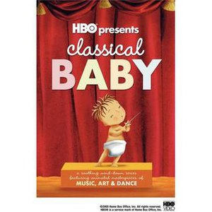 Classical Baby - Series DVD cover
