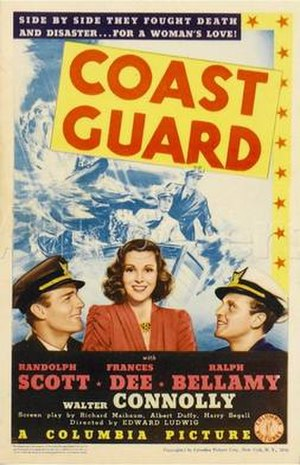 Coast Guard (film) - Theatrical poster