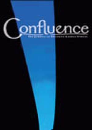 Confluence: The Journal of Graduate Liberal Studies - Image: Confluence spring 10 cover