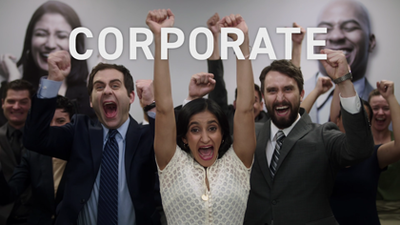 Picture of a TV show: Corporate