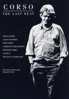 <i>Corso: The Last Beat</i> 2009 film by Gustave Reininger