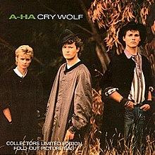 A-ha — Cry Wolf (studio acapella)