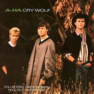 Cry Wolf (A-ha song) - Image: Cover crywolf big