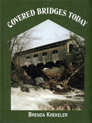 Covered Bridges Today - Image: Covered Bridges Today (cover)