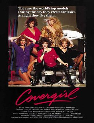 Covergirl (1984 film) - Image: Covergirl 1984filmcover