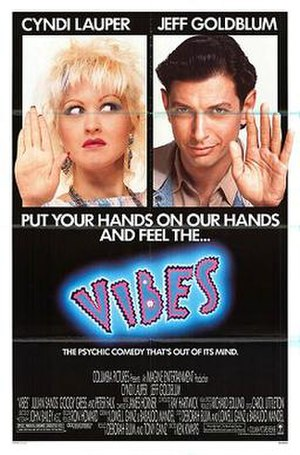Vibes (film) - Theatrical release poster
