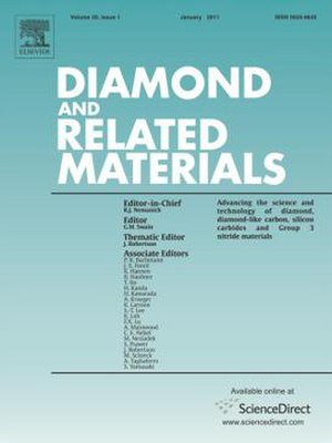 Diamond and Related Materials - Image: DRM cover