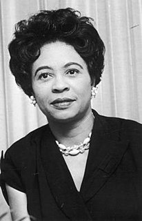 Daisy Bates (activist) American civil rights activist