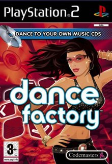 Dance Factory (video game) - Wikipedia