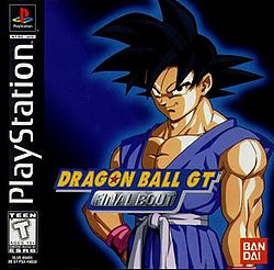 Dragon Ball GT: Final Bout Dragon Ball: Final Bout