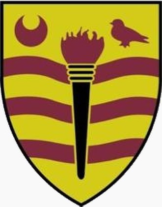 Drummond Community High School - Image: Dchs badge