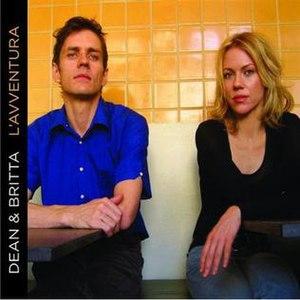 L'Avventura (album) - Image: Deanandbritta