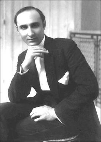 Dimitri Tiomkin - Dimitri Tiomkin ca. 1930s