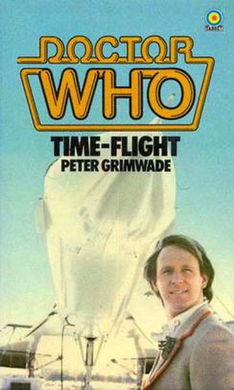 Time-Flight - Image: Doctor Who Time Flight
