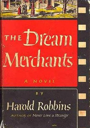 The Dream Merchants - First edition cover (Knopf)