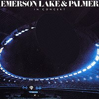 Emerson, Lake and Palmer In Concert cover