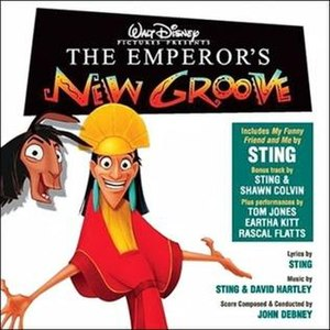 The Emperor's New Groove (soundtrack) - Image: Emperors New Groove Soundtrack