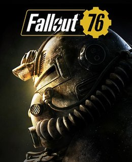 <i>Fallout 76</i> Online multiplayer role-playing game released in November 2018