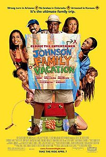 <i>Johnson Family Vacation</i> 2004 film by Christopher Erskin