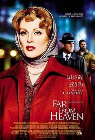 Far from Heaven - Theatrical release poster