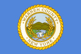 Warren County, New York - Image: Flag of Warren County, New York
