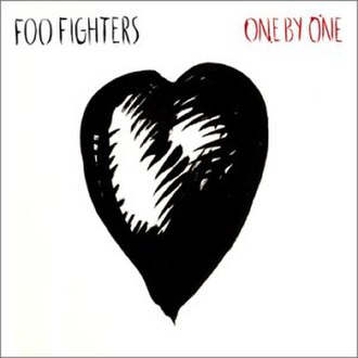 One by One (Foo Fighters album) - Image: Foo Fighters One by One