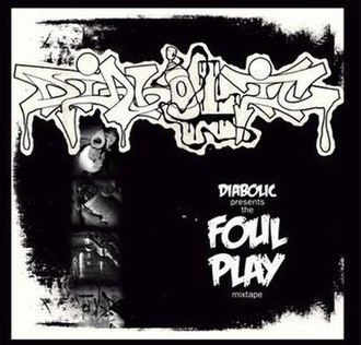 The Foul Play Mixtape - Image: Foulplay CD