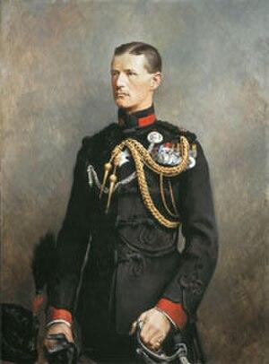 Frederick Hugh Sherston Roberts - Hon. Frederick Hugh Sherston Roberts VC