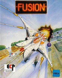 <i>Fusion</i> (video game) computer game