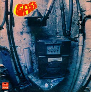 Juju (Gass album) - Image: Gass album cover