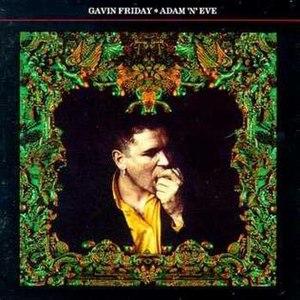 Adam 'n' Eve - Image: Gavin Friday Adam Eve