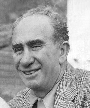 George Trautman - George Trautman, 1948