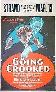 <i>Going Crooked</i> 1926 film