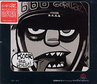 Rock the House (Gorillaz song) - Image: Gorillaz Rock The House 208427