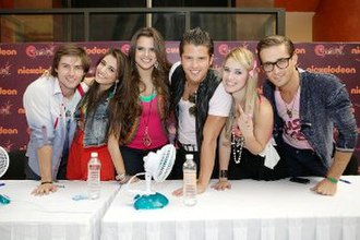 Grachi - Main Cast of Grachi Season 1